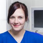 Hannah Schwarz: Altenpflegerin