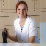 Anastasia Neb: AZUBI med. Fachangestellte