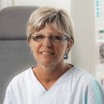 Karin Noetzel: Stationshelferin