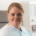 Caroline Brandt: Stationshelferin