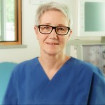 Elke Koppius: Gesundheits- und Krankenpflegerin, Fachkraft für Peritonealdialyse