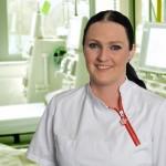 Denise Krüger: Med. Fachangestellte für Dialyse und Nephrologie