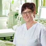 Helene Gugenheimer: Gesundheits- und Krankenpflegerin