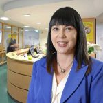 Manuela Bigiordi: Sekretärin des Geschäftsführers