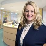 Melanie Kramer-Rösler: Assistentin der Geschäftsleitung