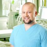 Miles Giesa: Gesundheits- und Krankenpfleger