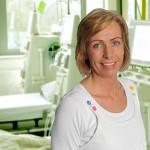 Miriam Hölscher: Gesundheits- und Krankenpflegerin