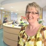Regina Behrens: Leitung Personal und Finanzbuchhaltung, Bürokauffrau