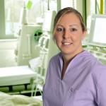 Sina Krix: Gesundheits- und Krankenpflegerin, Hygienefachschwester, Fachkraft für Peritonealdialyse