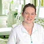 Stefanie Lange: Med. Fachangestellte, Stationsleitung
