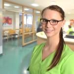 Tanja Gebauer: Med. Fachangestellte