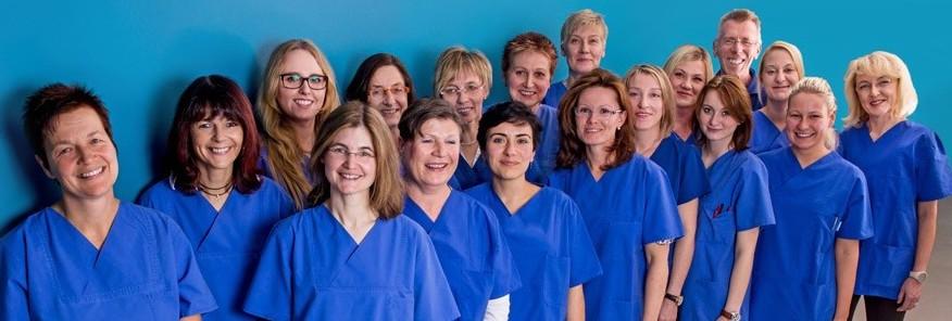 Unser Dialyse-Team