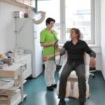 Blutdruckmessung Praxis