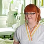 Vanessa Schätzler: stellvertr. Stationsleitung, Gesundheits- und Krankenpflegerin
